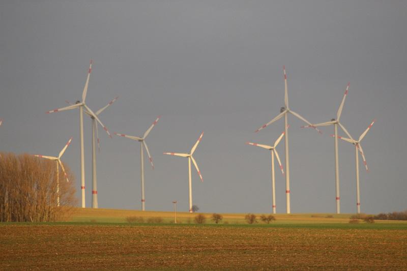 Windenergie an Land wird abgewürgt