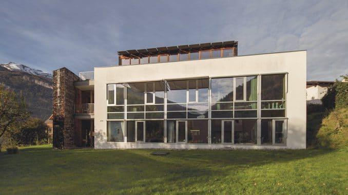 Die Schweiz ist Vorreiter in Sachen Solararchitektur. Foto: Patrick Kälin