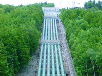Pumspeicherkraftwerke wären ideale Speicher für die Energiewende. Foto: LoggaWiggler / Pixabay