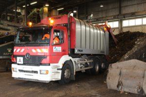 Abfall muss entsorgt werden. Ein ölffentlicher Auftrag, der bei Biomüll mittels Biogasproduktion hervorragend erfüllt werden kann.