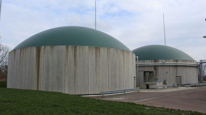 Sieht ab 2023 unsicheren Zeiten entgegen: Biogasanlage des Kompostierwerks in Weißenfels. Fotos: Urbansky