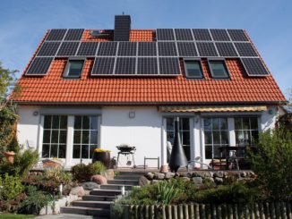 In der Praxis schon erprobt: P2H-Haus in Berlin-Spandau. Foto: IWO