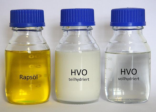 Künstliche Heizöl-Komponenten ergänzen sich gegenseitig