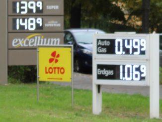 Autogas (LPG) soll seine Steuerbegünstigung schon ab 2019 verlieren, für Erdgas (CNG und LNG) bleibt sie weiter bestehen. Foto: Urbansky