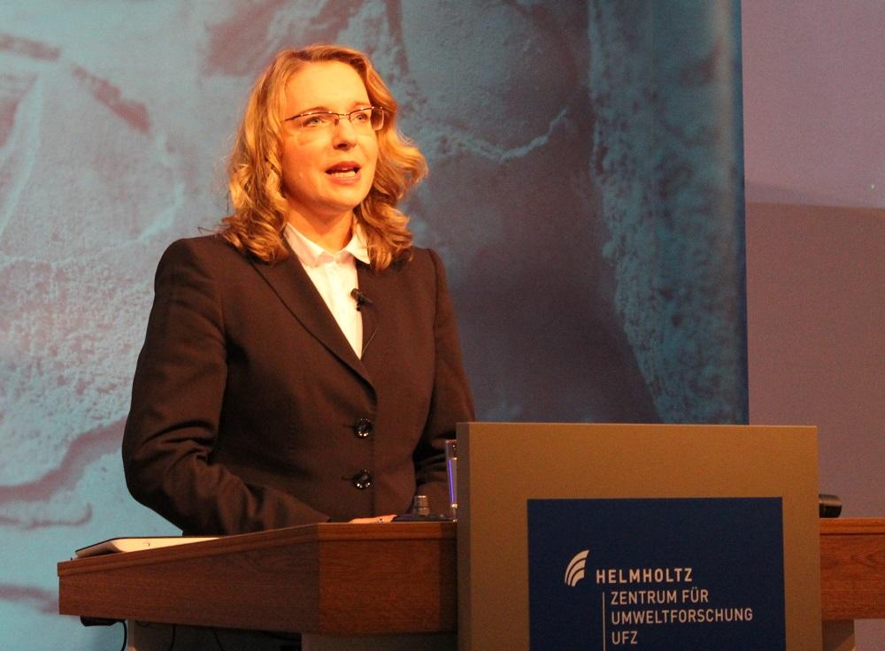 Claudia Kemfert plädiert für einen staatlich verordneten Kohleausstieg. Kohlendioxid-Steuern sind aus ihrer Sicht dabei jedoch kein geeignetes Mittel. Foto: Urbansky
