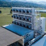 Kohlendioxid aus der Luft industriell nutzen