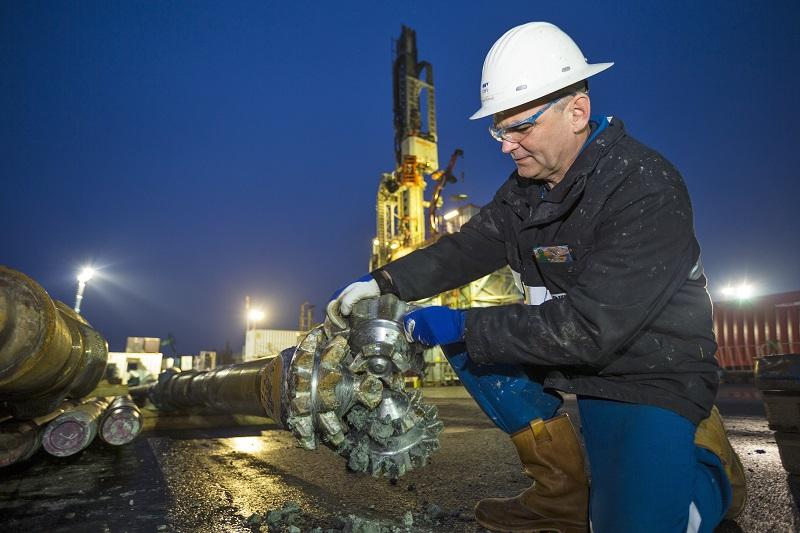 10 Prozent seines Mineralölbedarfs deckt Österreich mit heimischer Förderung. Foto: OMV