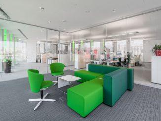 Launchig mögen es die jüngeren Mitarbeiter. Die entsprechenden Arbeitswelten zu schaffen gehört auch zum Job der Corporate Real Estate Manager. Foto: BASF