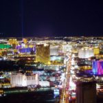 "Las Vegas leuchtet ""Grün"""