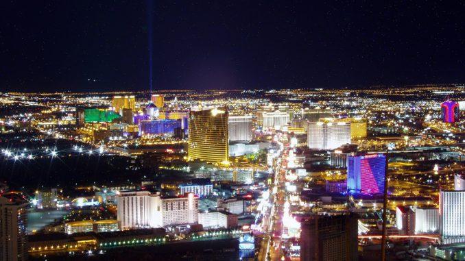 Von der Stromschleuder zur US-Ökostrom-Hauptstadt: Las Vegas. Foto: sgruendling / pixelio.de