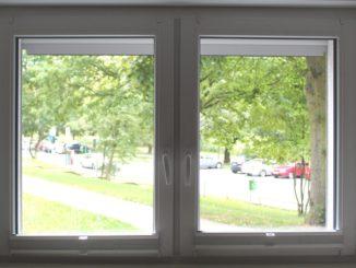 Wird immer mehr zum Standard: Dreifachverglaste Fenster. Foto: Urbansky
