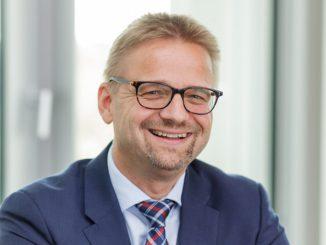 Thomas Strauß, Tankstellendirektor von Total Deutschland. Foto: Total / Pierre Adenis
