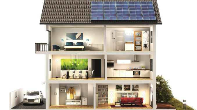 smart home nachr sten aber wie. Black Bedroom Furniture Sets. Home Design Ideas