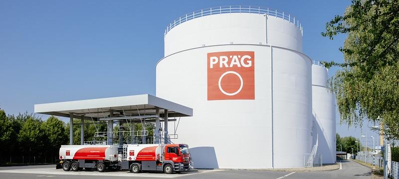 Tankläger sind der Rückhalt der deutschen Mineralölwirtschaft bei der Kundenversorgung. Foto: PRÄG