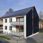 Photovoltaik-Fassaden auch für Mieterstrommodelle geeignet