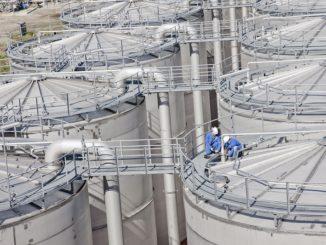 Fehlen aufgrund der EU-Politik Biokraftstoffanlangen der 1. Generation, etwa für Ethanol, dann fallen auch Kopplungsprodukte wie Gärkohlensäure für Kraftstoffe der 2. Generation weg. Foto: Verbio