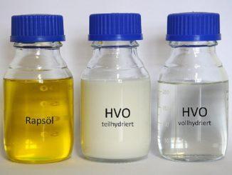 Hydriertes Pflanzenöl (HVO) kann als vollwertiger Heizölersatz dienen. Allerdings reichen für eine vollständige Substitution weder Rohstoffbasis noch Produktionskapazitäten aus. Foto: IEC Freiberg