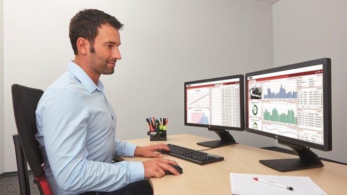 Digitalisierte Erfassung und Fernüberwachung der Verbrauchsdaten ist heute schon Standard. Foto: Techem