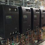 Frischwasserstationen effizient und hygienisch einwandfrei