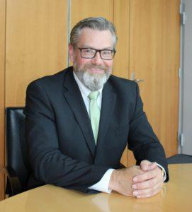 Hans-Joachim Polk, Vorstand Infrastruktur / Technik der VNG AG. Foto: Urbansky
