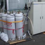 Flüssiggas ersetzt bei Katastrophen Erdgas-Netz