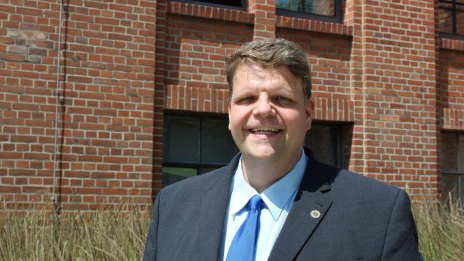 VfW-Geschäftsführer Tobias Dworschak. Foto: Urbansky