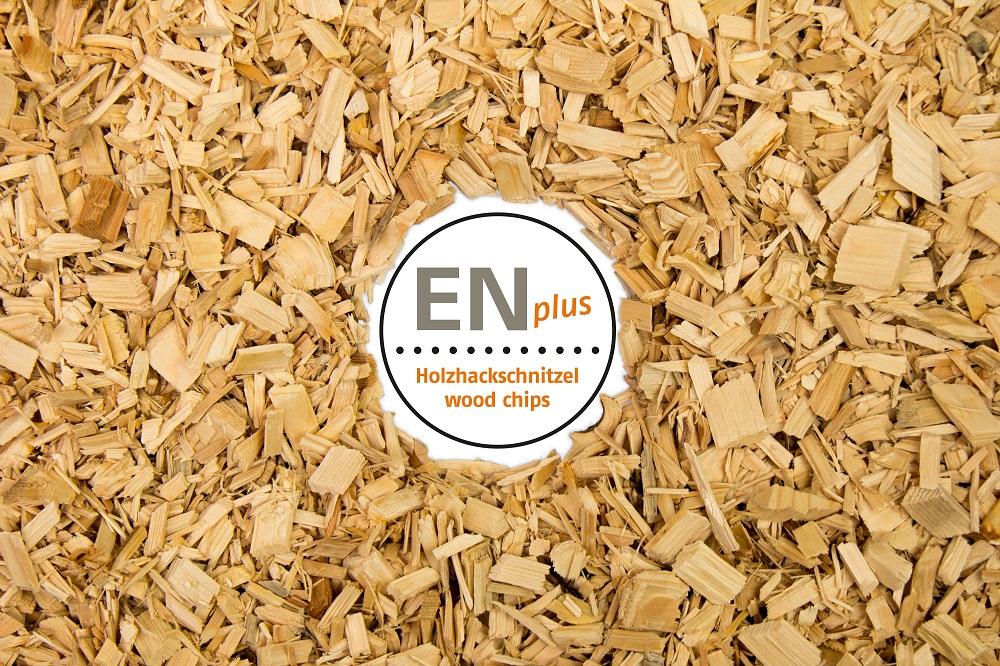 Jetzt auch mit ENplus-Zertifikat: Hackschnitzel. Foto: DEPI