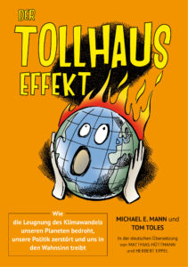 Das Buch-Cover. Copyright: Michael E Mann/Tom Toles, DGS