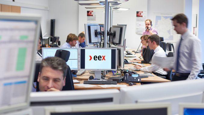 An der Leipziger EEX werden die Pellet-Futures gehandelt. Foto: EEX