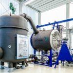 Energie mit Vakuum‐Flüssigeis speichern und transportieren