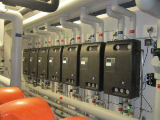 Hygienisch einwandfrei und energieeffizient: dezentrale Wohnungsstationen. Foto: Oventrop
