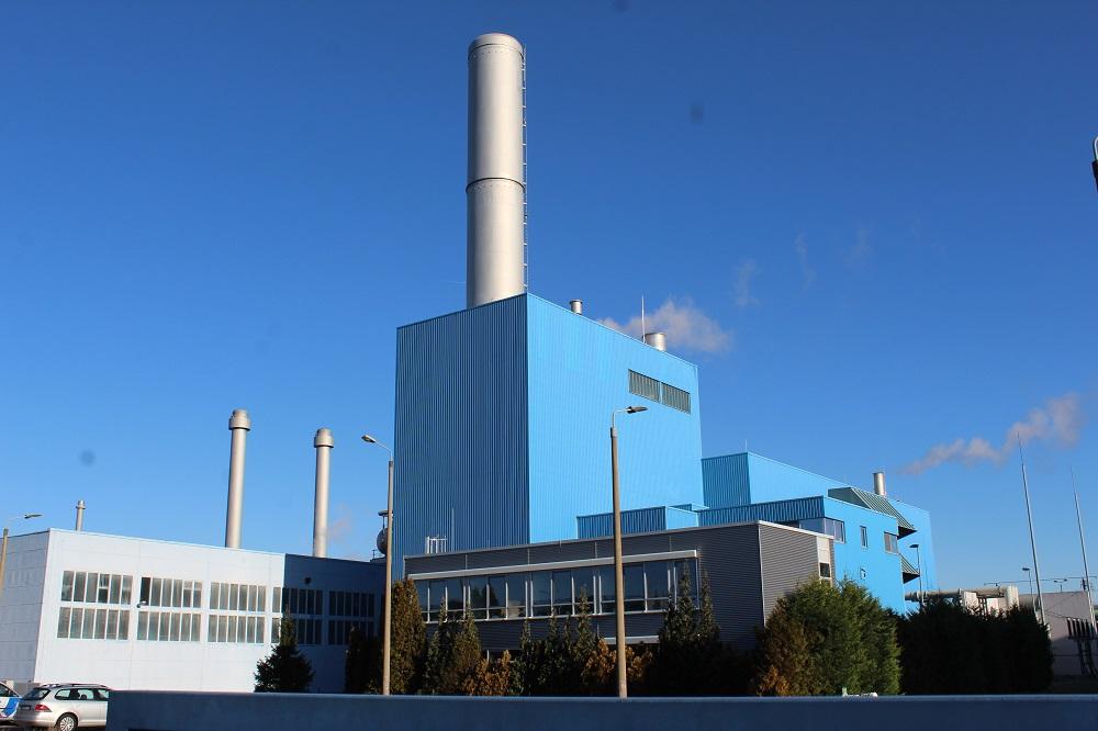 Wird für 26 Millionen Euro bis 2020 umgerüstet und dadurch flexibler und effizienter: GuD-Anlage der envia THERM im Chemiepark Bitterfeld-Wolfen. Foto: Frank Urbansky
