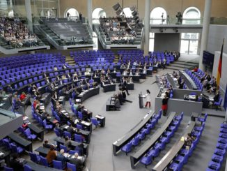 Foto: Thomas Koehler/photothek/Deutscher Bundestag