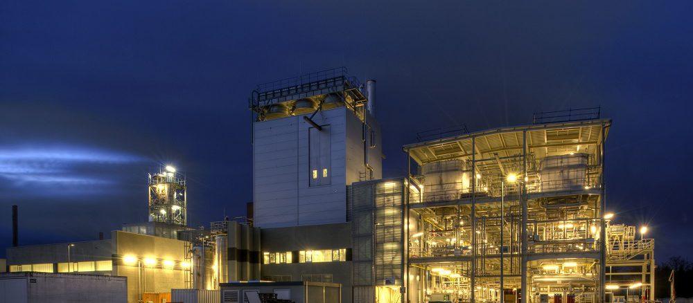 Bioliq-Anlage am KIT. Foto: KIT
