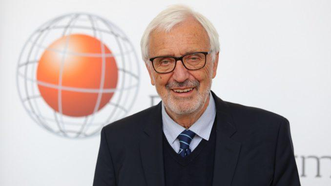 Erwin Knapek, Präsident des BVG. Foto: BVG