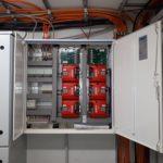 Technische Gebäudeausrüstung: Schaltschränke zu Punktwolken