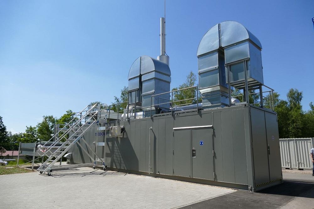 Beispielhafte Sektorkopplung in Zwickau