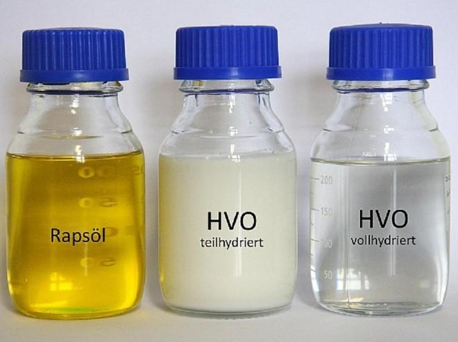 Flüssige Biobrennstoffe werden auch in Zukunft nötigsein