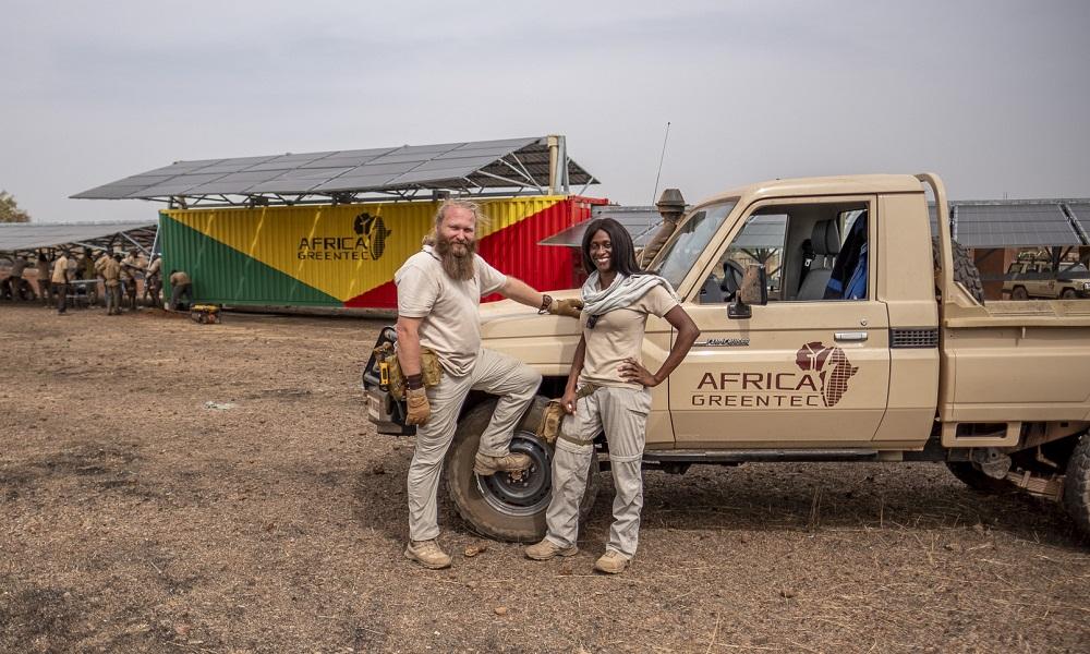 Crowdinvesting für Solarprojekt Africa GreenTec