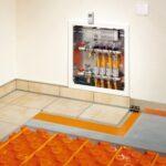 Fußbodenheizung im Bestand: Fräsen oder klicken