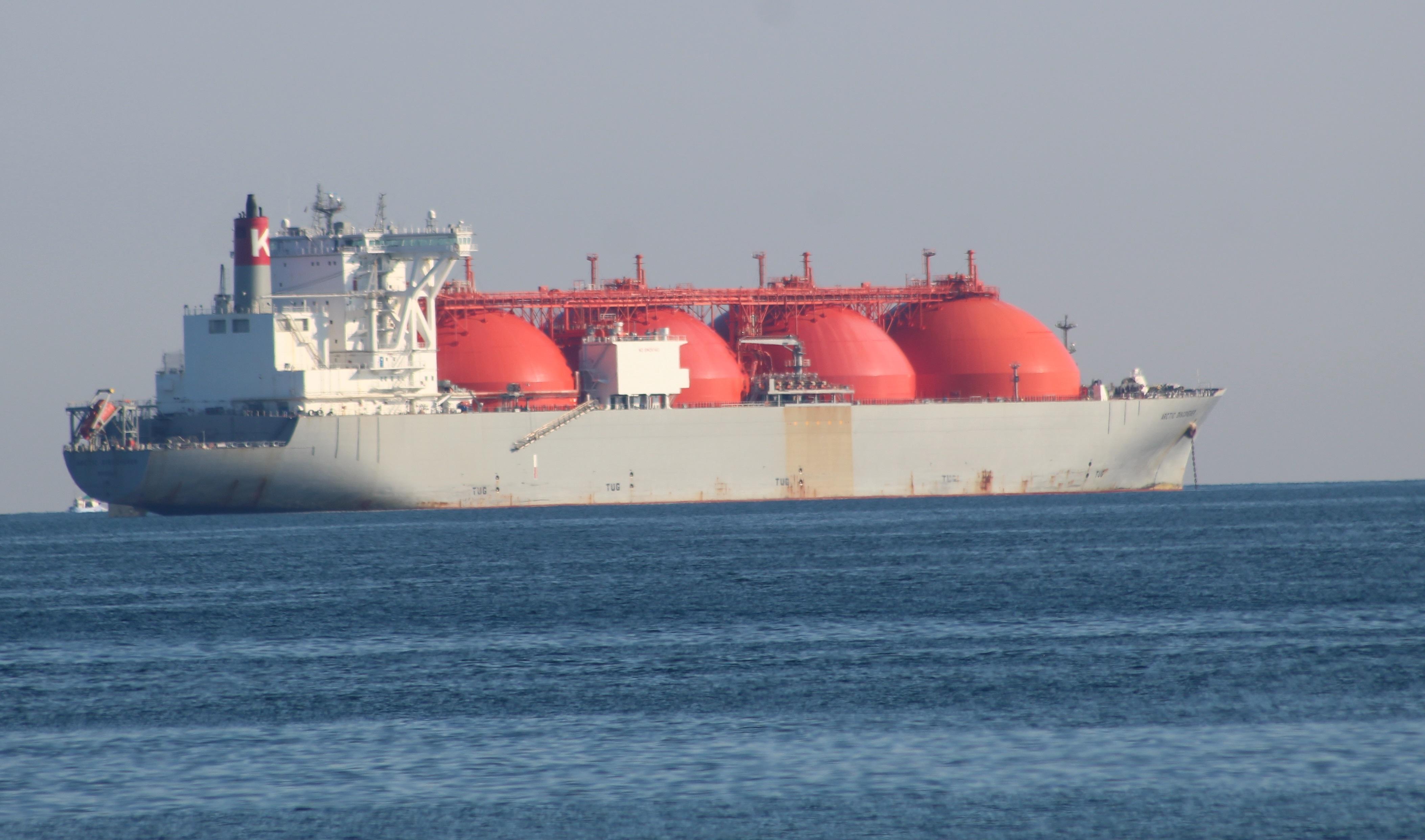 Kompliziertes LNG