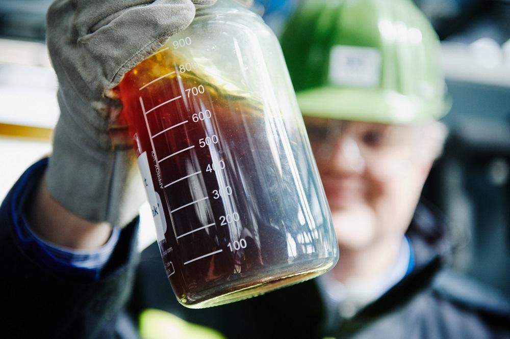 Kunststoffe lassen sich effizienter zu Rohöl recyceln