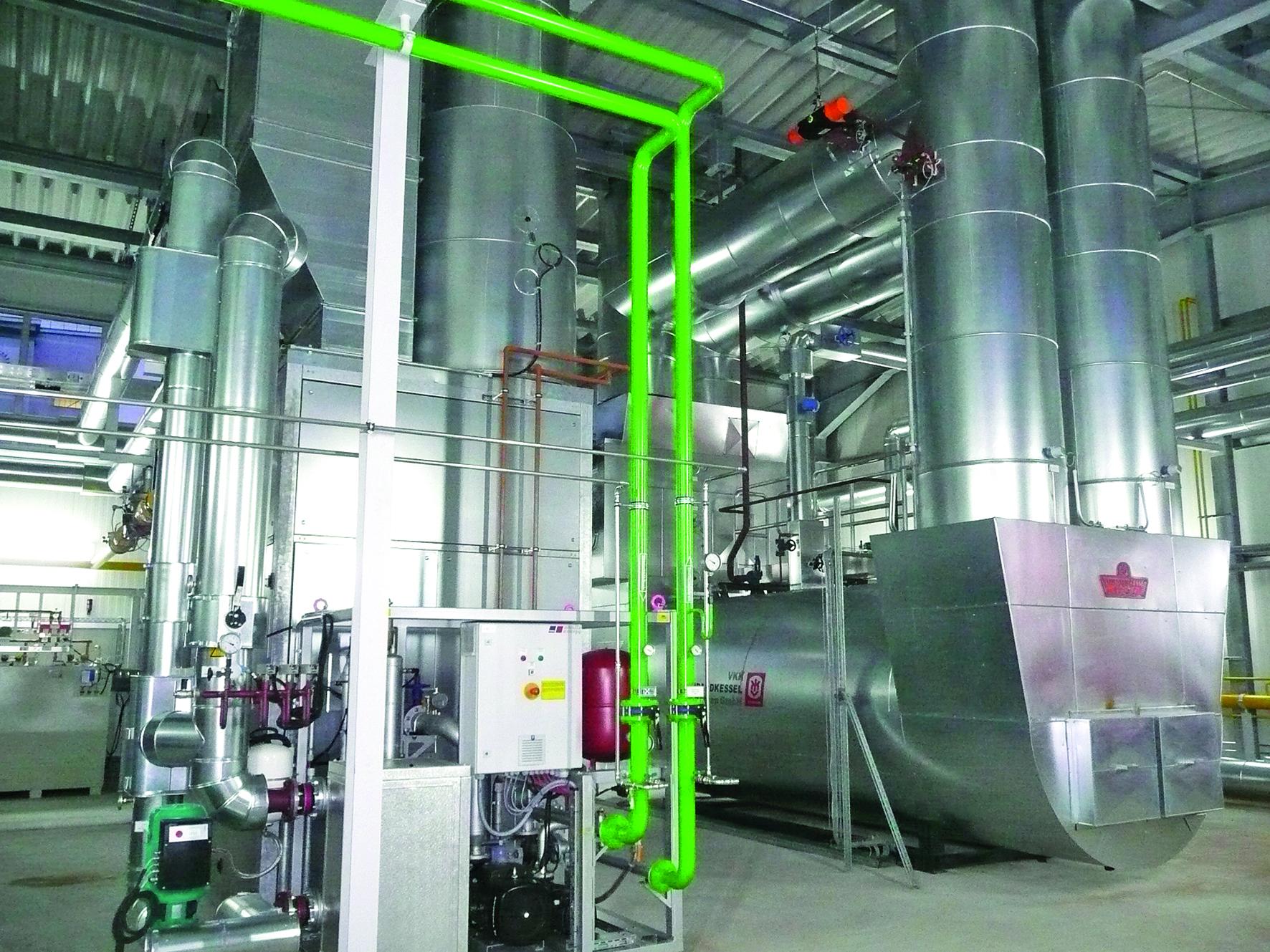 Effizienz durch Kraft-Wärme-Kälte-Kopplung