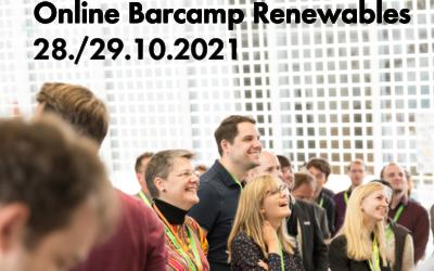 Energieblogger-Barcamp zur generationengerechten Energieversorgung