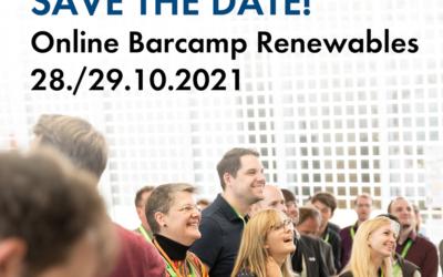 Barcamp der Energieblogger 2021 zu Generationengerechtigkeit