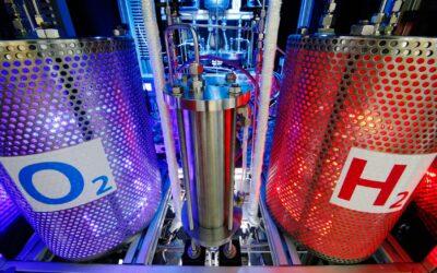 Warum für's Heizen kaum Wasserstoff übrig bleibt