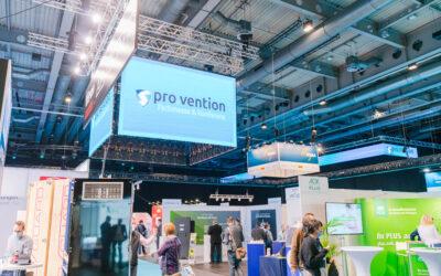 pro.vention – Europäische Fachmesse und Konferenz zum Infektionsschutz